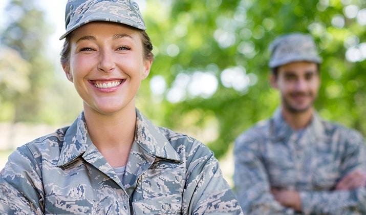 cómo ser militar mujer - Campus Training