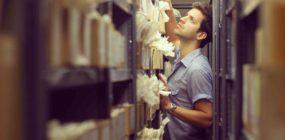 Auxiliar de Bibliotecas y Archivos