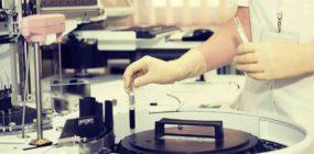 técnico análisis clínico laboratorio