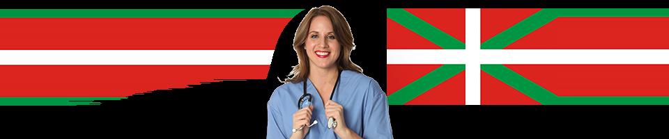 Auxiliar Enfemería Servicio Salud País Vasco