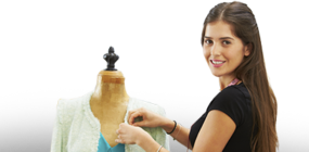 Curso de Diseño de Moda, Corte y Confección