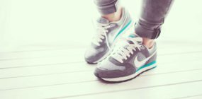 personal trainer aerobic step
