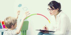 Maestro especializado en Pedagogía terapéutica