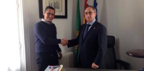 Firma del acuerdo de colaboración con AEDH