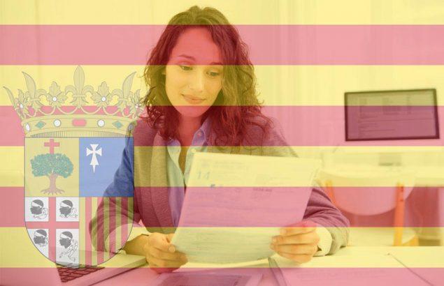oposiciones auxiliar administrativo SAS Aragon