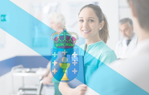 auxiliar enfermeria sergas