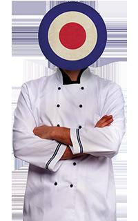 Trabaja de Chef en el Reino Unido