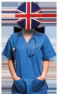 Trabaja de Auxiliar de Enfermería en el Reino Unido