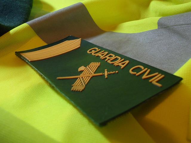 conseguir un puesto en la Guardia Civil