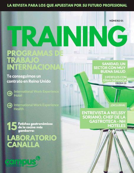 Revisa Training Nº 1 Septiembre 2016