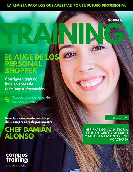 Revista Campus Training nº3