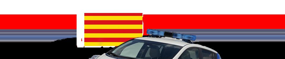 guardia urbana policia local en cataluña