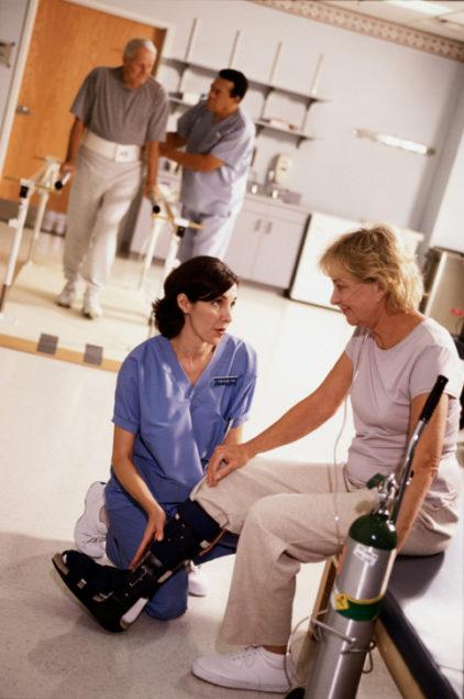 Qué es un Auxiliar de Enfermería