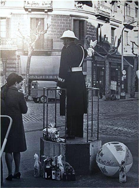 Historia de la Guardia Urbana