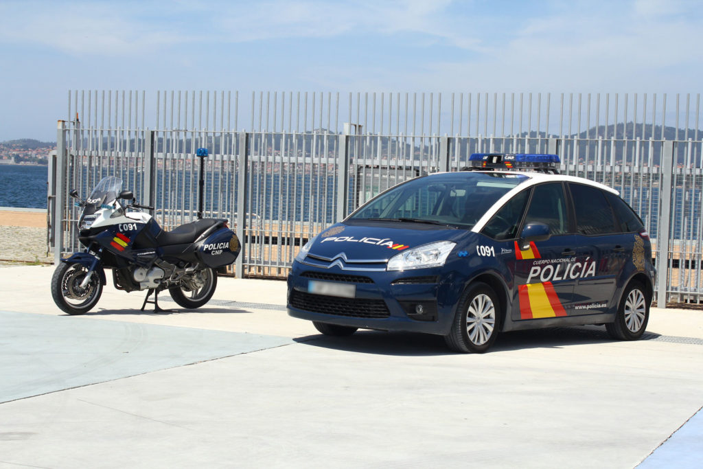Sueldo de la Policía Nacional