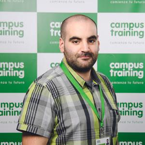 alberto-yanez - parte del equipo de Campus Training