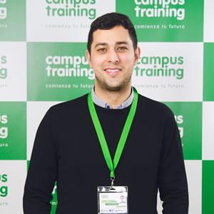 alejandro-fafian - parte del equipo de Campus Training