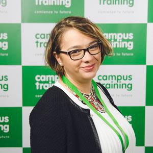 beatriz-cortizo - parte del equipo de Campus Training