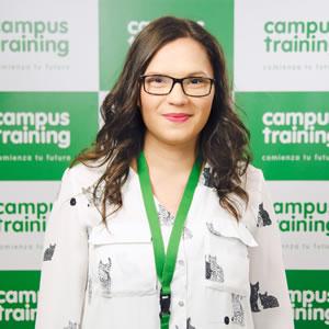 belen-maceira - parte del equipo de Campus Training