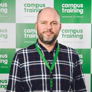 carlos-diaz - parte del equipo de Campus Training
