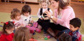 ¿Dónde puedo prepararme para ser Educador Infantil?