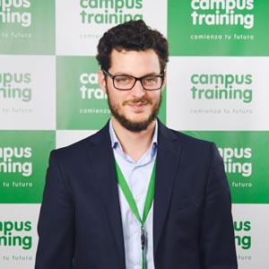 cristian-moure - parte del equipo de Campus Training