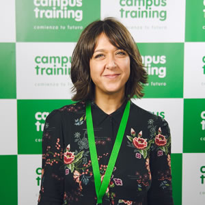 cristina-gaya - parte del equipo de Campus Training