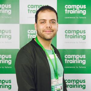 hector-sevillano - parte del equipo de Campus Training