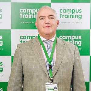 javier-de-fco - parte del equipo de Campus Training