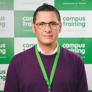 josemi-novalbos - parte del equipo de Campus Training