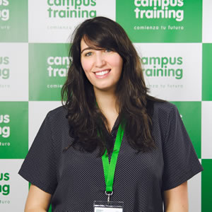laura-cuba - parte del equipo de Campus Training