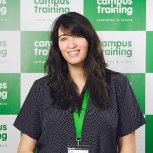 laura-cuba - parte del equipo de Campus Training