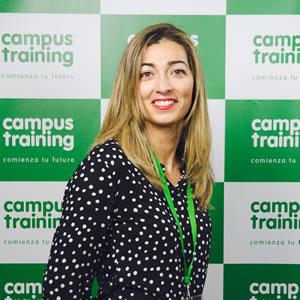 maria-ramos - parte del equipo de Campus Training