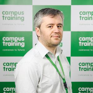 miguel-jorge - parte del equipo de Campus Training