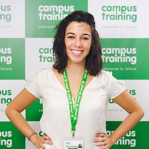 nerea-pallares - parte del equipo de Campus Training