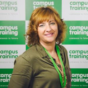 noelia-vazquez - parte del equipo de Campus Training