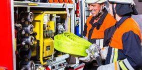 Condiciones laborales de los Bomberos: sueldo de un bombero