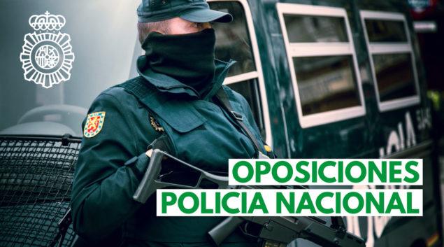 temario Policía Nacional