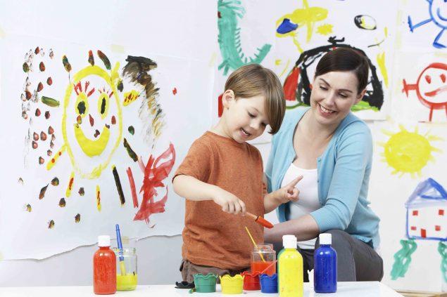Qué es la Educación Infantil