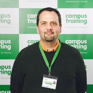 ramon-castro - parte del equipo de Campus Training