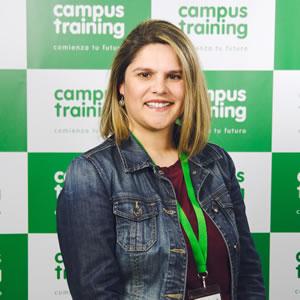 teresa-naveira - parte del equipo de Campus Training