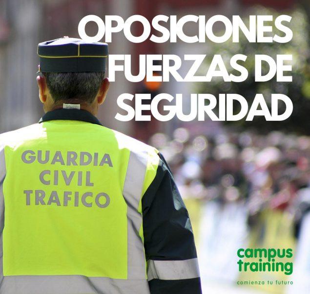 Oposiciones de Cuerpos y Fuerzas de Seguridad del Estado