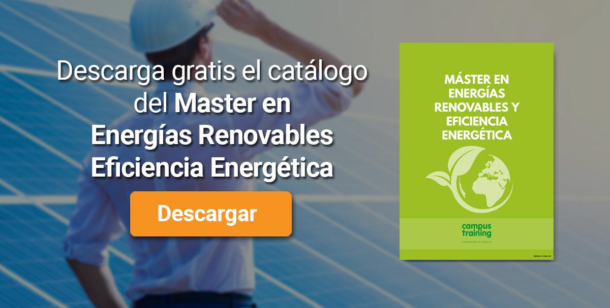 Banner máster en energías renovables y eficiencia energética