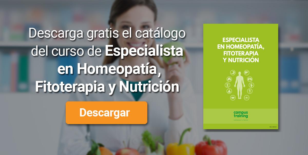 Banner Especialista en Homeopatía, Fitoterapia y Nutrición