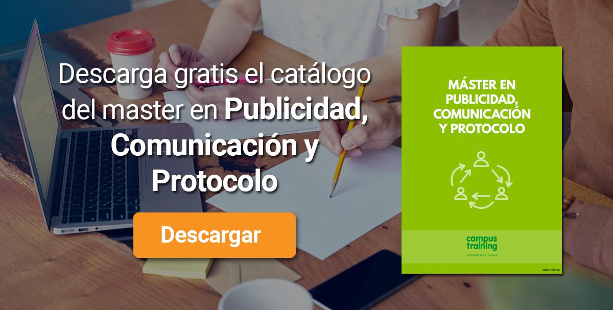 Máster en Publicidad, Comunicación y Protocolo