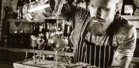 Historia del Barman, el origen del bar desde Roma a Hispania