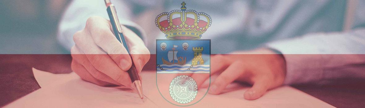 Auxiliar Administrativo de Corporaciones Locales de Cantabria