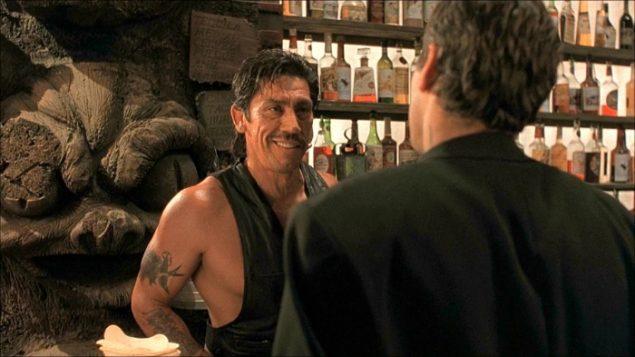 barman en el cine