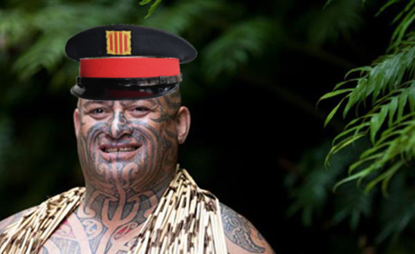 tatuajes permitidos policía