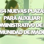 Auxiliar Administrativo de Comunidad de Madrid
